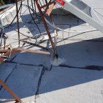 כך מבצעים איטום גג הרמה של כל המתקנים בגג מעל מערכת האיטום